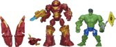 Marvel Super Hero Mashers MK44 vs. Hulk Mash Pack
