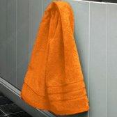 De Witte Lietaer Dolce handdoek 100 x 50 cm - oranje