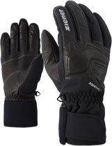Ziener Glyxus AS Skihandschoenen Heren  Wintersporthandschoenen - Mannen - zwart/grijs