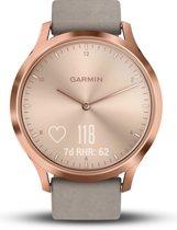 Garmin Vivomove HR Premium Hybrid Smartwatch  (43 mm) - Grijs