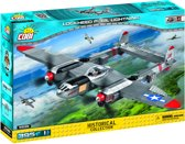 Cobi 395 Pcs Small Army /5539/ Lockheed P-38 Lightning