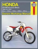 Honda CR Motocross Bikes (86-07)