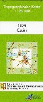 Eutin 1 : 25 000