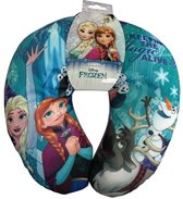 Disney Nekkussen Frozen 28 X 25 Cm Blauw