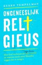 Boek cover Ongeneeslijk religieus van Gerko Tempelman
