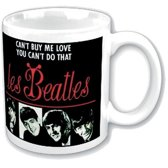 The Beatles - Les Beatles Bedrukte Mok / Beker
