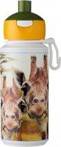Mepal Camp Pop-Up bidon giraffe