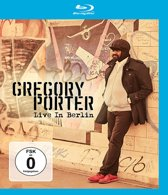 Gregory Porter - Live In Berlin (BLURAY)