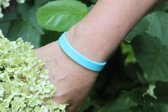 Citronella anti-muggen armband 3 stuks - Blauw