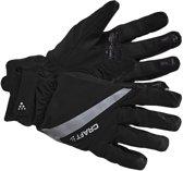 Craft Rain Glove 2.0 Fietshandschoenen - Unisex - Maat L - Zwart