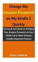Change My Amazon Password on My Kindle 2 Quickly