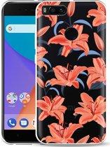 Xiaomi Mi A1 Hoesje Flowers