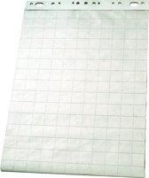 Flipoverpapier 65x98cm 50vel opgerold in koker