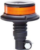 Oranje dakzwaailicht / flitser - 18 LED - R10 / R65 - FLEX