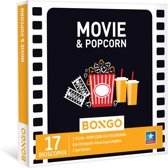 BONGO - Movie & Popcorn - Cadeaubon