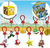 Super Mario Bros Backpack Buddies Series 2 Display Assortiment
