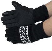 Warme Winter Handschoenen - Zwart - Maat L/XL