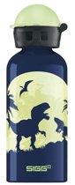 Sigg Glow Moon Dinos 0.4L dark-blue/green