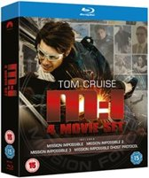 Mission Impossible 1-4 (Import)