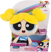 De Powerpuff Girls Interactive Plush met spraakopnamemodus - bubbels