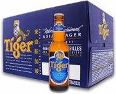Tiger Voordeelverpakking - 24 stuks - 33 cl