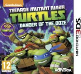 3DS Teenage Mutant Ninja Turtles: Danger of the Ooze