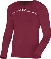 Jako Comfort Shirt LM - Thermoshirt  - rood donker - 164