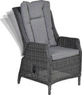 Garden Impressions - Osborne verstelbare stoel - earl grey