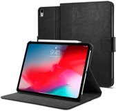 Spigen Apple iPad Pro 12.9 2018 Stand Folio Case - zwart
