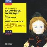 La Boutique Fantasque/Les Sylphides/Meditation