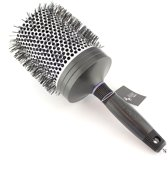 Nebur - Round Ceramic Ionic Brush - 80 mm