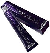 Loreal Semi-permanente Haarkleuring - Dia Light Color Creme Middelbruin #4.65 - 50ml