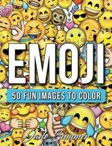 Emoji 50 fun images to color - Jade Summer