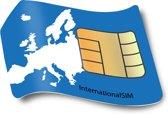 Data Simkaart Europa Plus 3GB