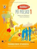 Hurra!!! Po polsku 1 textbook + audio-cd