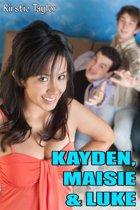 Kayden, Maisie & Luke