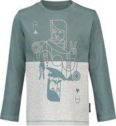 Noppies Shirt Vardon - Olive - Maat 122