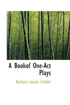 A Bookof One-Act Plays