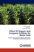 Effect of Organic and Inorganic Fertilizer on Maize Yield