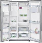 Siemens KA90DVI20 iQ500 - Amerikaanse koelkast - RVS