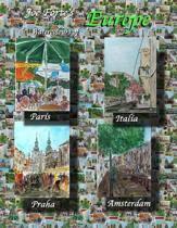 Joe Forte's Europe Watercolours