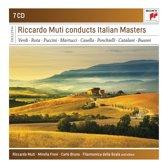 Conducts Italian Masters
