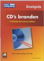 Snelgids cd's branden