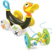 Yookidoo Pull Along Whistling Duck Trekspeeltje Eend