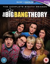 The Big Bang Theory - Seizoen 8 (Import) (Blu-ray)