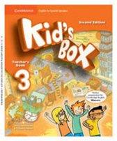 Kid's Box for Spanish Speakers Level 3 Teacher's Book