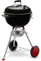 WEBER Houtskoolbarbecue Kettle Plus Ø 47 cm zwart