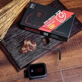 Inkbird IBT-2X Bluetooth BBQ thermometer / koken & braden / voor iOS & Android