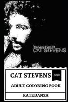 Cat Stevens Adult Coloring Book
