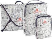 Eagle Creek Pack-It Specter™ Starter Set Packing cube / koffer organizer Unisex - kleurrijk - Holds 8-12 shirts and pants (folder), 10.5 L (Cube M), 5 L (Cube S)